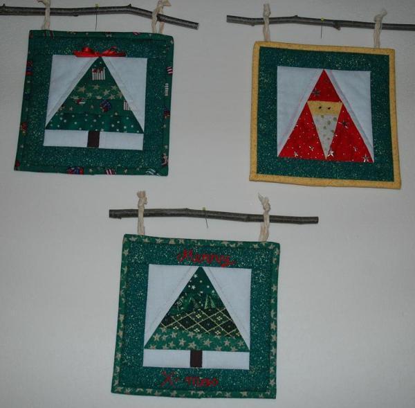 Patchwork wandbehang - Wandbehang patchwork ...